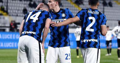 Pari Inter a La Spezia, vincono Juve, Cagliari e Samp