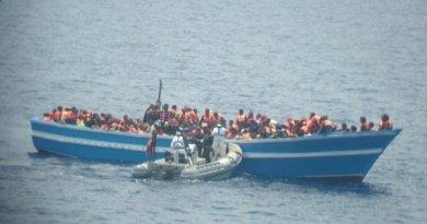 """Alarm Phone """"Barca naufraga nel Mediterraneo, un morto e 23 dispersi"""""""
