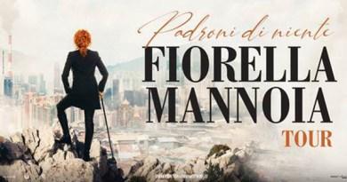 L'11 agosto Fiorella Mannoia in concerto a Enna