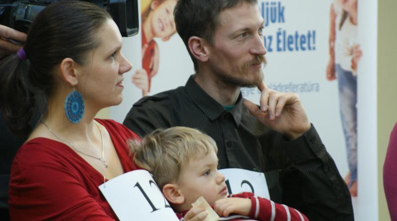 Nyisztor Ákos és Rita nyerte idén a Családi Kalandtúrát. Fotó: magánarchívum