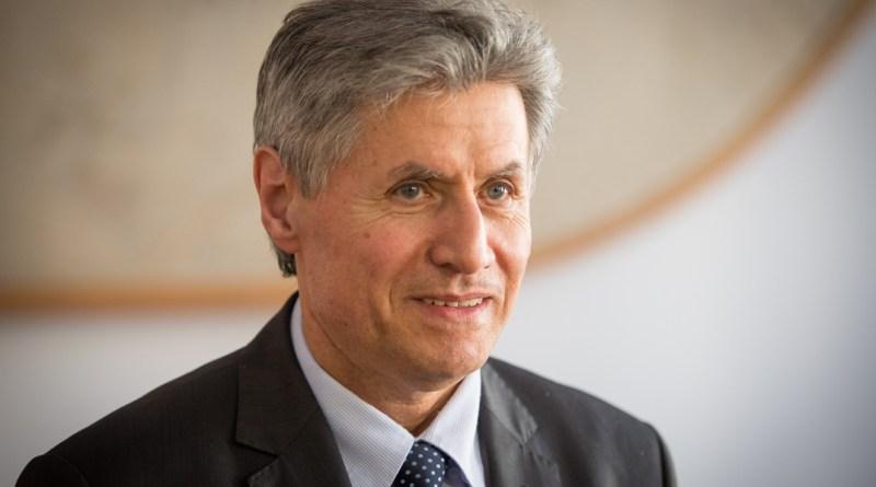 Nagy Sándor, az MVM Paks II. Zrt. vezérigazgatója. Fotó: Kövi Gergő/Paksi Hírnök