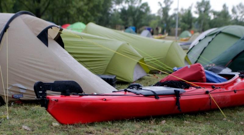 Pakson is megállt a Duna-túra . Fotó: Molnár Gyula/Paksi Hírnök