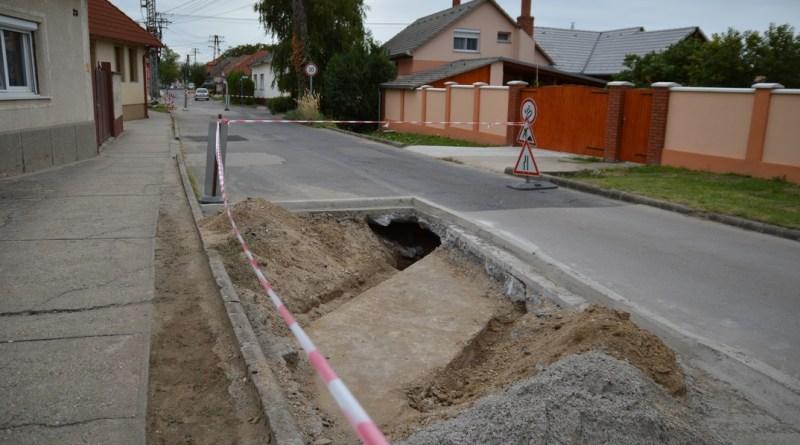 Rákóczi utca. Fotó: Szaffenauer Ferenc/Paksi Hírnök