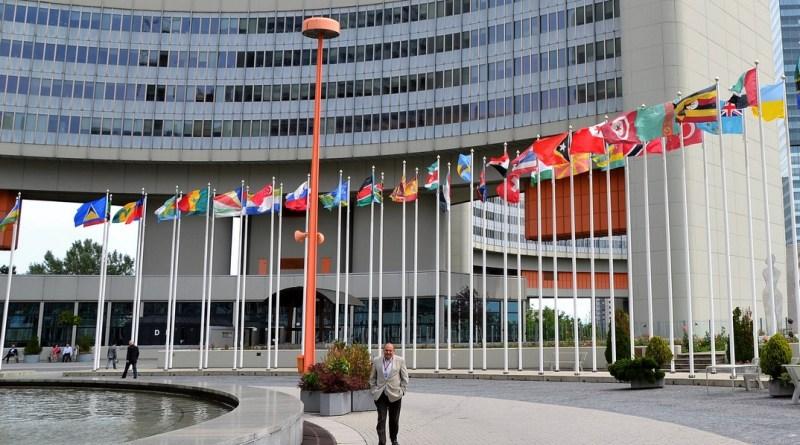 A NAÜ bécsi székhelye. Fotó: Vida Tünde