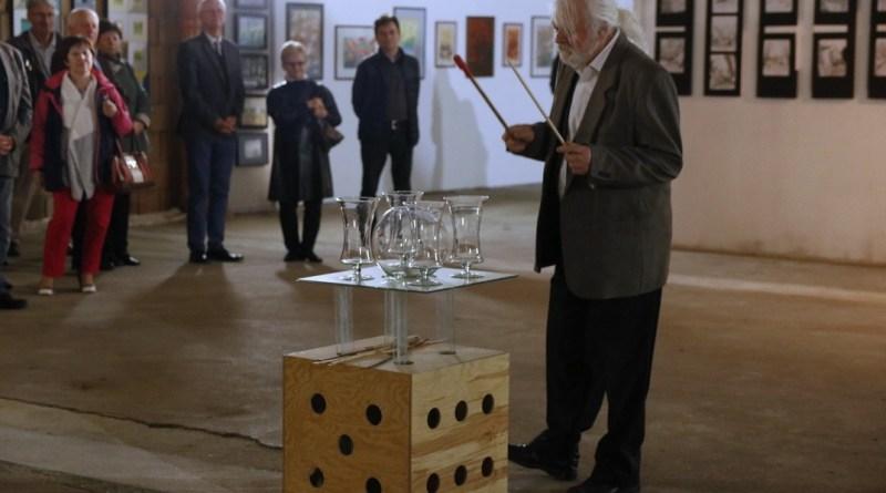 Péger József. Fotó: Molnár Gyula/Paksi Hírnök