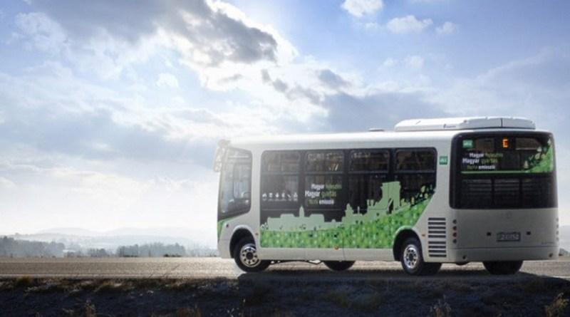 Elektromos buszokat használnak majd. Forrás: modulo.hu