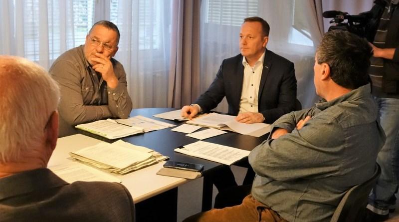 Határidős kérdések kerültek terítékre a rendkívüli ülésen. Fotó: Vida Tünde