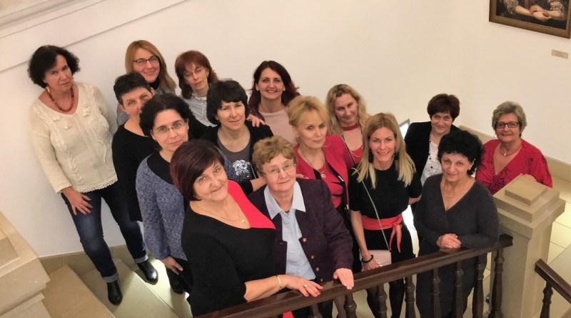 A WIN évértékelőinek résztvevői. Fotó: WIN