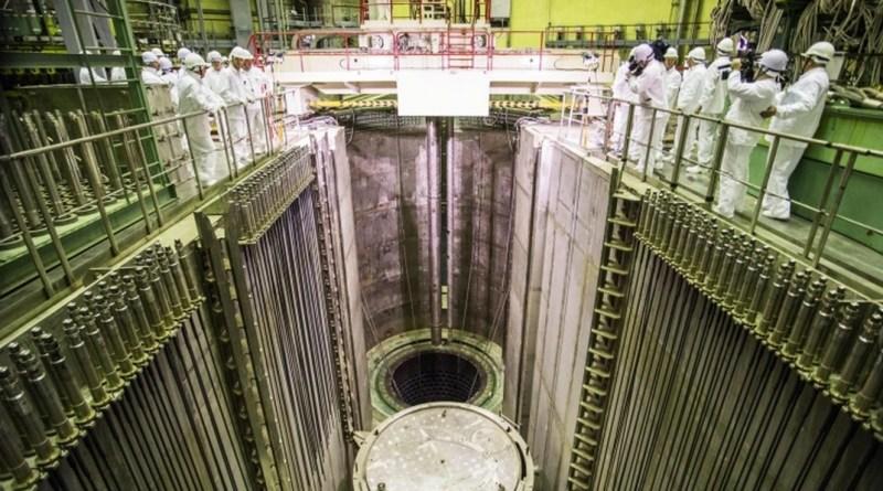 A Leningrádi Atomerőmű hálózatra kapcsolt reaktora. Fotó: atomenergiainfo.hu