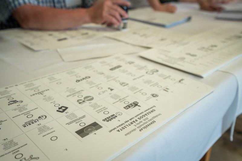 A választásokkal kapcsolatos jogorvoslati kérelmeket a Nemzeti Választási Bizottság bírálja el. Fotó: Babai István