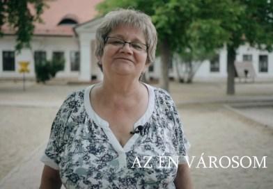 Az én városom – Beckerné Julika – 2018.05.23.