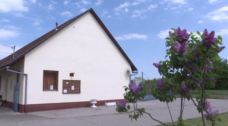 A biritói közösségi ház. Fotó: TelePaks archív