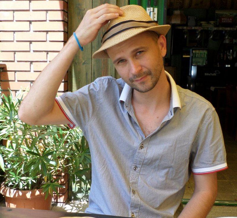 Aknai Péter. Fotó: magánarchívum