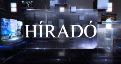 Híradó – 2018.11.15.