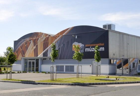 Atomenergetikai Múzeum. Fotó: Babai István/archív