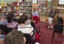 Ultrafutó volt a vendég a könyvtárban