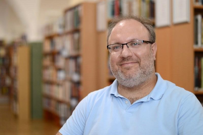 Takács Gyula. Fotó: Szaffenauer Ferenc/Paksi Hírnök