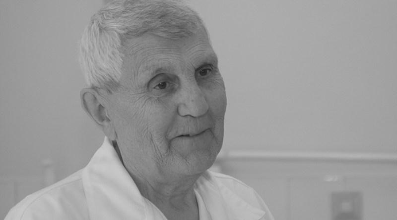 Dr. Hellebrand Béla. Fotó: Szaffenauer Ferenc/Paksi Hírnök archív