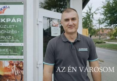 Az én városom – 2019.10.16. – Kosik István