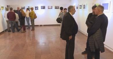 A Magyar Fotóművészek Világszövetségének kiállítása