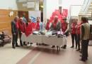 A Tamási Caritas Egyesület javára szervezett ruhagyűjtést a Paks II. Zrt