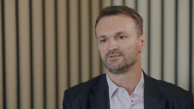 Dr. Kovács Antal, az MVM Paksi Atomerőmű Zrt. kommunikációs igazgatója. Fotó: TelePaks
