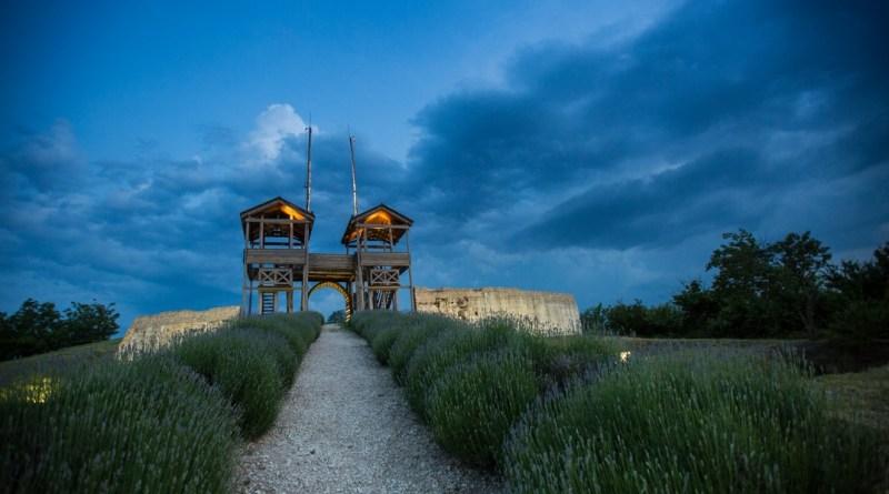 Lussonium. Fotó: Babai István/Paksi Polgármesteri Hivatal archív felvétel