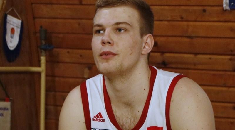 Kalmár Viktor. Fotó: Molnár Gyula/Paksi Hírnök