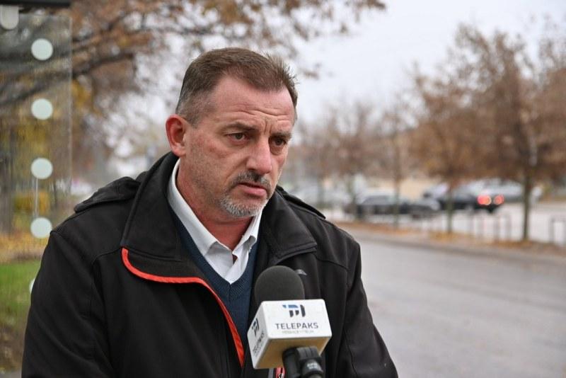 Horváth Zoltán, a 3. vk. önkormányzati képviselője. Fotó: Szaffenauer Ferenc/Paksi Hírnök