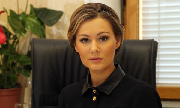 Актриса депутат Госдумы Мария Кожевникова отмечает 30