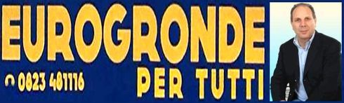"""""""Eurogronde"""" dell'Ingegner Pietro Di Lorenzo, Limatola (Benevento). APERTI dalle ore 7,30 alle 12 e dalle 14 alle 17,30 da lunedì a venerdì; sabato e festivi chiusi."""