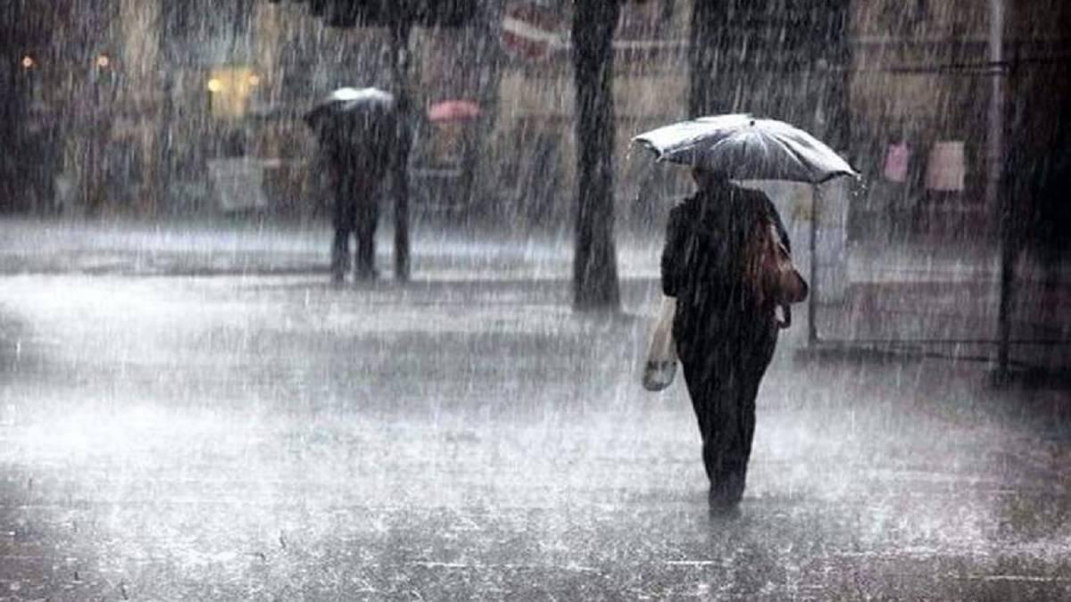 ALLERTA METEO IN CAMPANIA | Domani giornata di temporali su Caserta e provincia