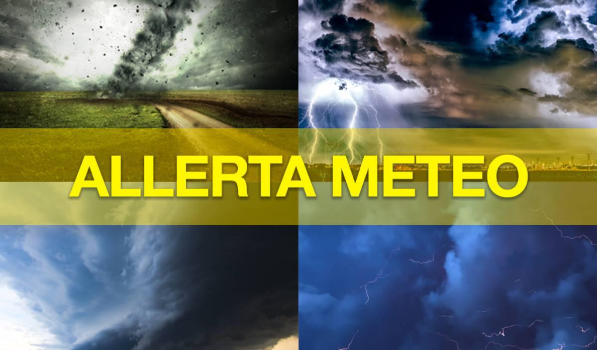 ALLERTA METEO | Protezione Civile, domani dalle 8 alle 20 temporali sparsi
