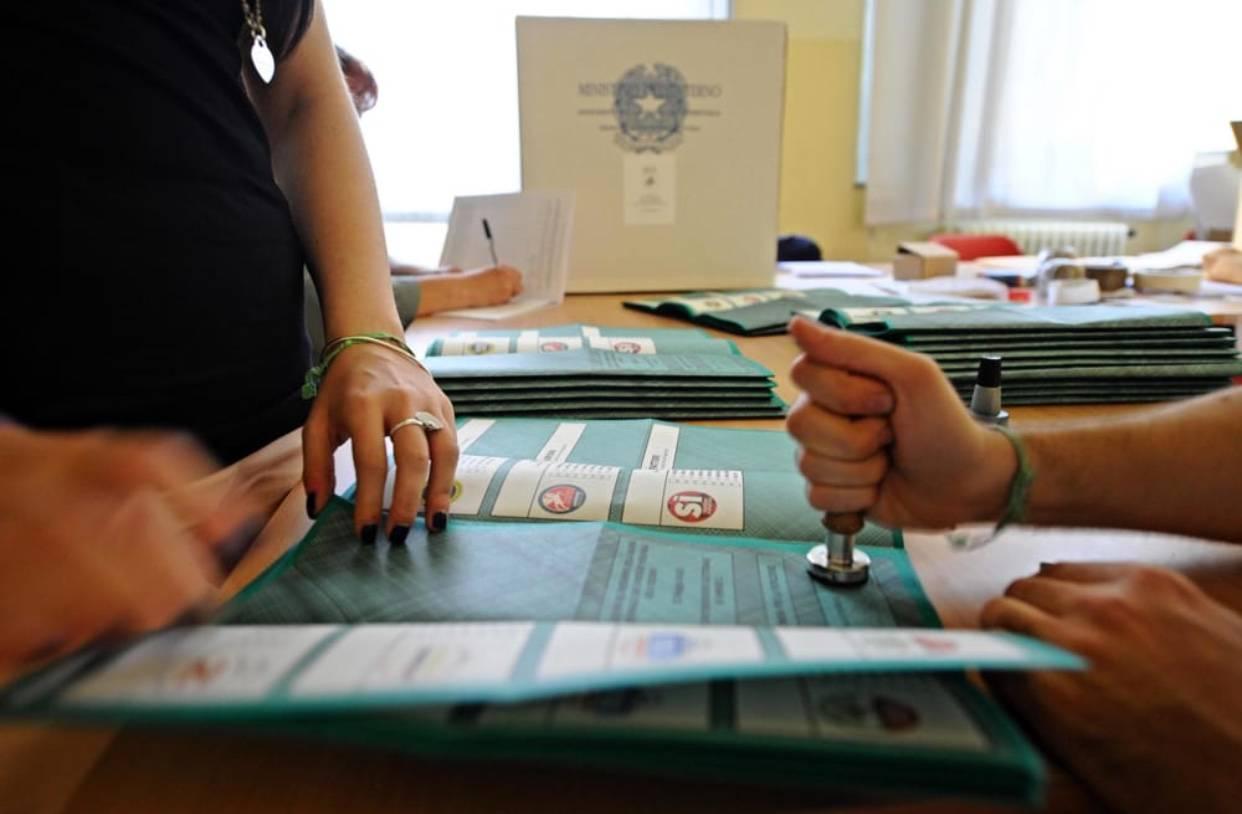 EUROPEE 2019   Affluenza ore 19 in tutti i comuni della provincia di Caserta