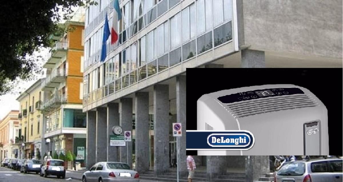Il Municipio di Caserta ha picchi di 40gradi mentre il Segretario generale è sotto 0 - di Alessandro Fedele
