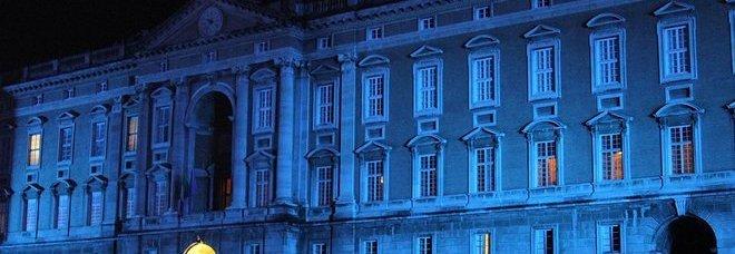 Domenica la Giornata SLA anche a Caserta, sabato notte la Reggia colorata di verde