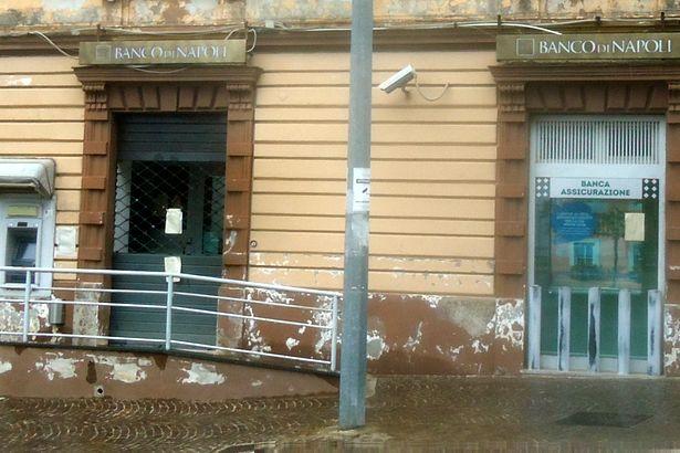 Caiazzo. Covid-19, Banco Napoli: 'quarantena' conclusa: e meno male che nessuno era infetto!