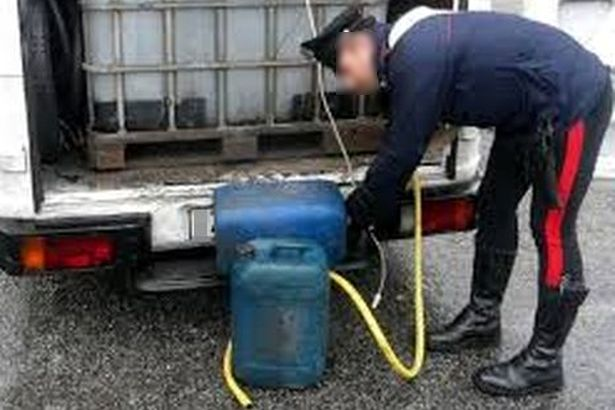S. Agata de' Goti. Rubava gasolio da un mezzo parcheggiato: arrestato 45enne