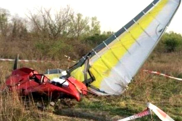 Piana M.Verna. Precipita col deltaplano nei presso del campo volo: pilota ricoverato in codice rosso