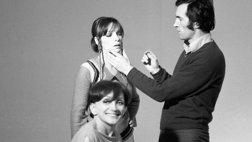 """Raoul Sangla, l'homme qui savait si bien filmer les artistes dans """"Discorama"""""""