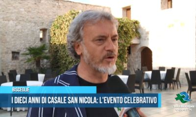 Angelo Tortora titolare casale san nicola