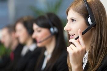 TeleRep Operators Collaborating