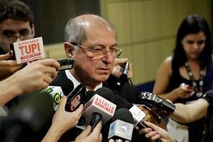 Ministro Paulo Bernardo. Imagen: Ascom/Ministério das Comunicações.