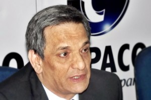 Francisco Galiano, presidente de Copaco