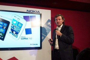 Tulio Martini, director de ventas para Nokia en Argentina