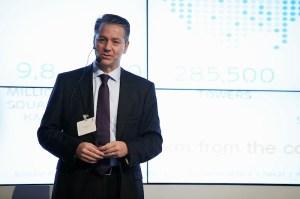 Sergio Quiroga, presidente de Ericsson para Latinoamérica. Imagen: Ericsson.