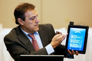 Gustavo Carrasco, gerente de negocios de Red LaPos