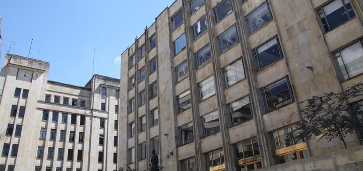 Edificio Murillo Toro - Sede del Mintic. Imagen: Mintic