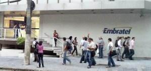 Fachada de Embratel en São Paulo, Brasil. Imagen: Mark Hillary/Flickr.