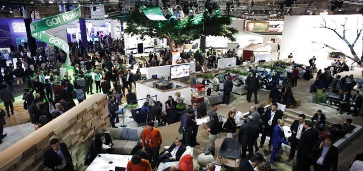 Mobile World Congress 2014. Imagen: GSMA.